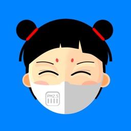 空气小秘书-空气质量、污染指数和雾霾天气预报