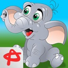 The Elephant's Child - Interactive Story Book Lite icon
