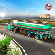 Oil Tanker Fuel Transport Simulator