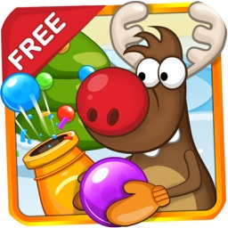 Happy Chrismas Bubble - Gift Ball
