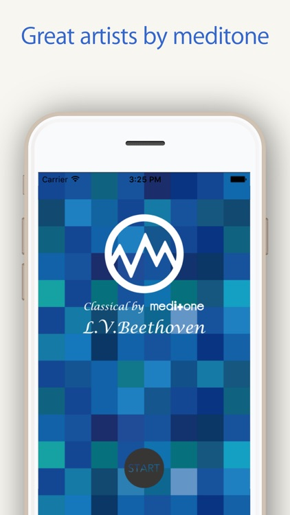 "Relax Classic ""L.v.Beethoven"" by meditone®"