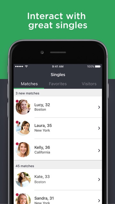 Dating apps in boston