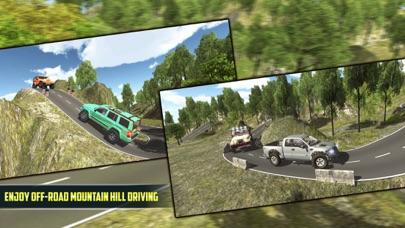 4X4 Offroad Jeep Mountain Hillのおすすめ画像4