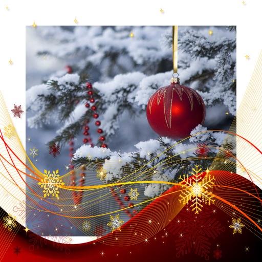 Snow Frame - Art Photo frame