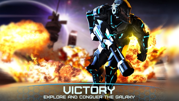 Rivals at War: 2084 screenshot-3