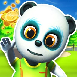 Fun Run - Panda Running Game