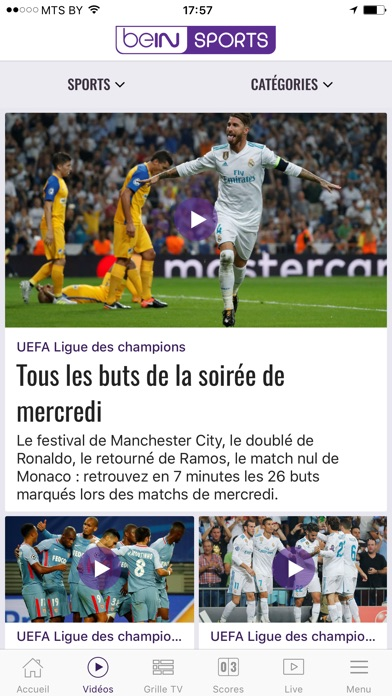 download beIN SPORTS apps 4