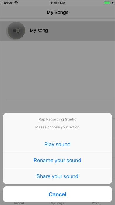 Rap Recording Studio screenshot four