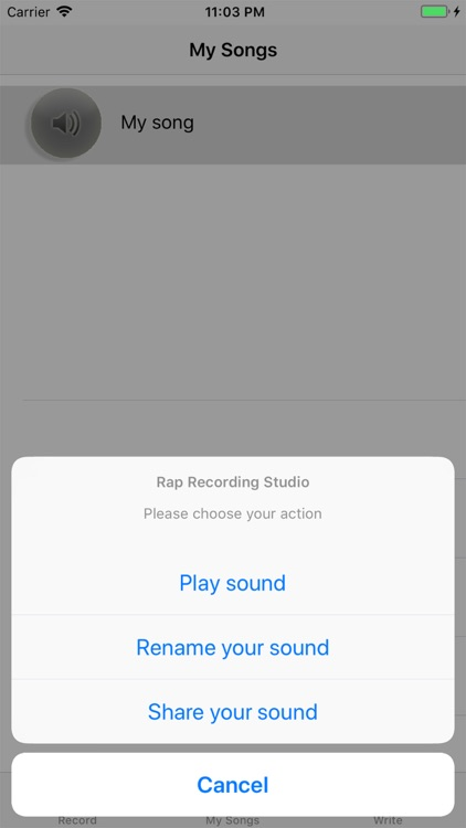 Rap Recording Studio screenshot-3