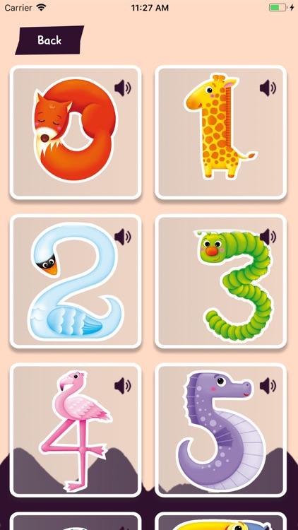 Learn Numbers with Fun - Kids screenshot-4