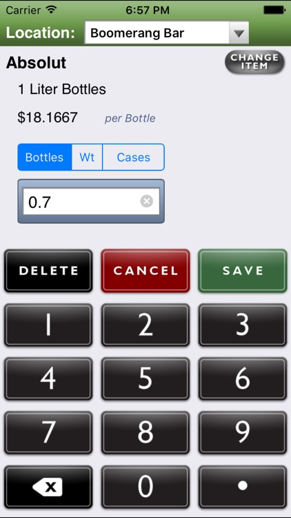 BarkeepApp screenshot-3