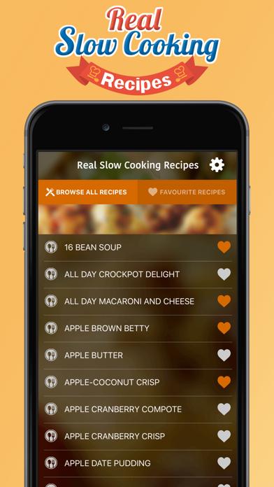 Real Slow Cooking screenshot three