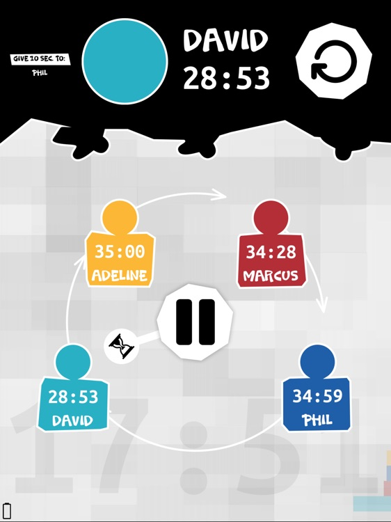 Board Clock screenshot-3