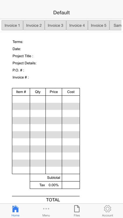 Invoice Suite Pro screenshot-2