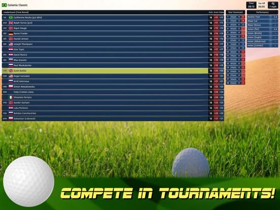 Golf Superstar screenshot 14