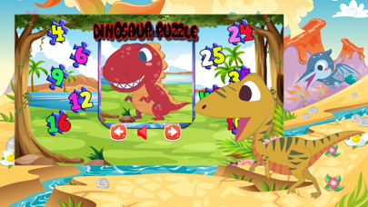 Easy Dinosaur Jigsaw Puzzles For Kids and Adults screenshot two