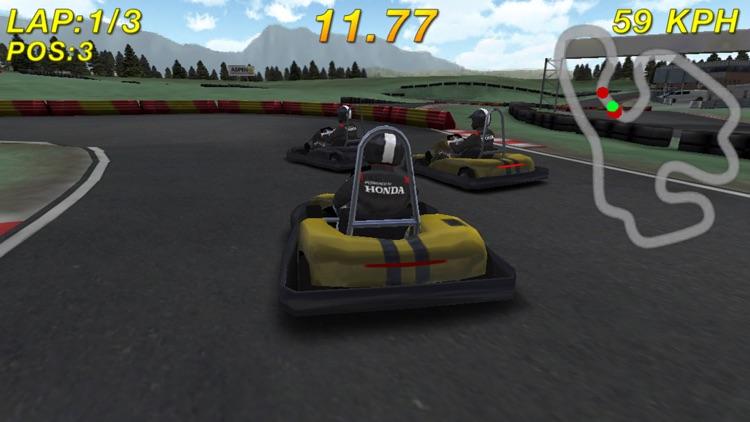 Go Karting Outdoor Free screenshot-3