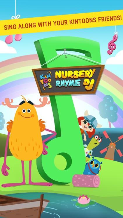KinToons - Nursery Rhyme DJ screenshot-0