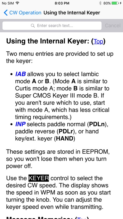 K2 Micro Manual screenshot-4