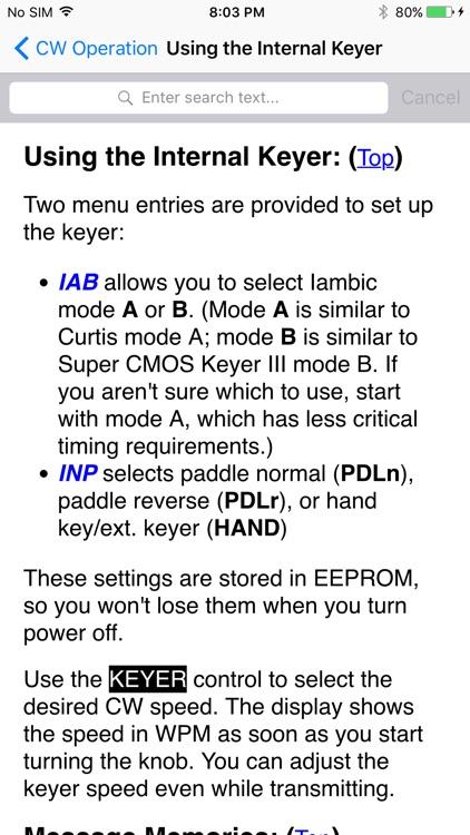 K2 Micro Manual screenshot-4
