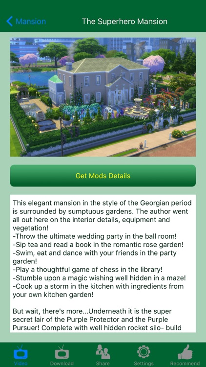 Building Mods for Sims 4 (Sims4, PC) screenshot-4