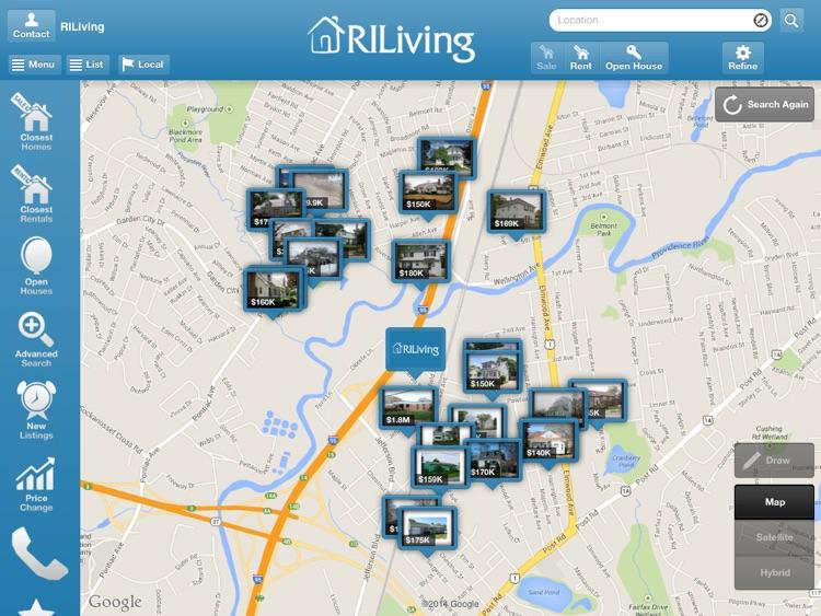 RILiving for iPad