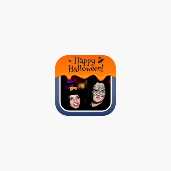 Spooky Halloween Photo Frames Free en App Store