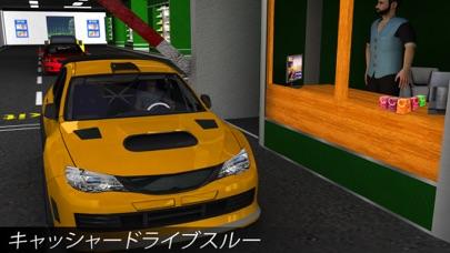 スーパーマーケットをドライブ:近代的な都市の車のショッピング3Dのおすすめ画像4