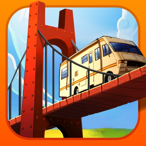 Bridge Builder Simulator - Real Road Construction Sim