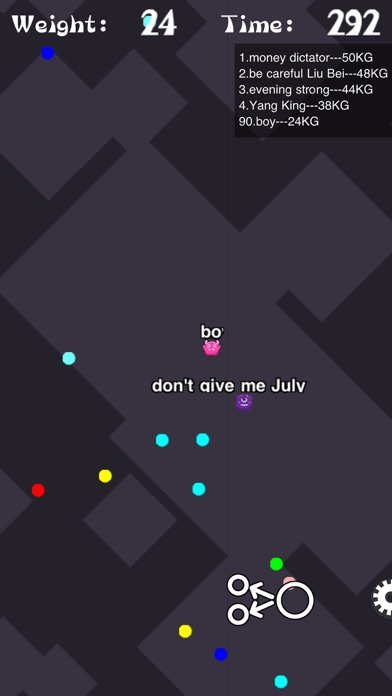 Battle of Monster screenshot two