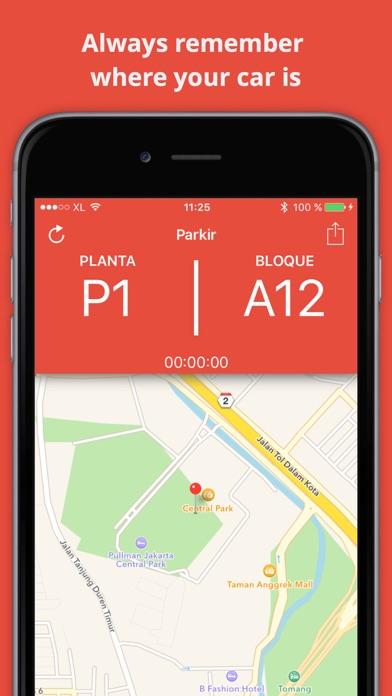ParkirCaptura de pantalla de1