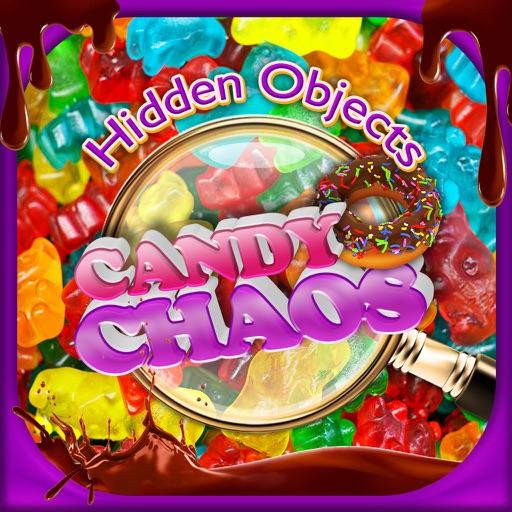 Candy Chaos & Dessert Food - Hidden Object Puzzle