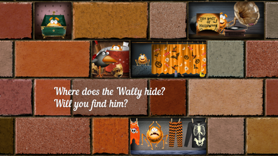 Catch the Wally Halloween - Seek & Find game | App Price Drops