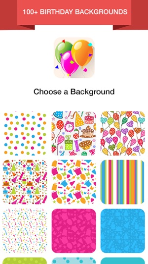Birthday card maker frames on the app store screenshots bookmarktalkfo Gallery