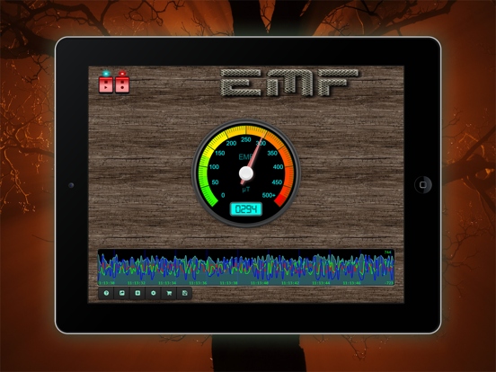 Paranormal EMF Recorder and Scanner | App Price Drops