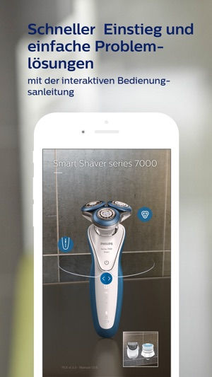 ?Smart Shaver Rasierprogramm Screenshot