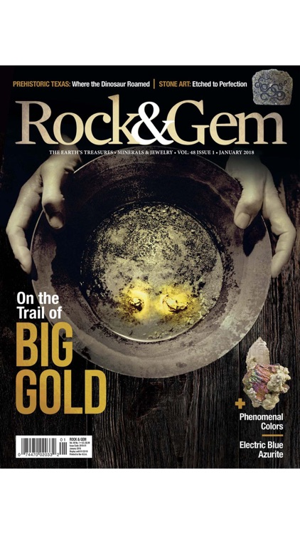 Rock&Gem Magazine screenshot-1