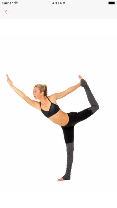 Yoga Poses — 250 yoga poses with video tutorials screenshot three