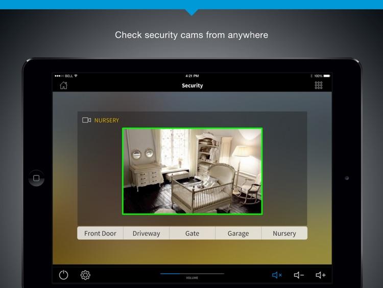 Crestron for iPad screenshot-4
