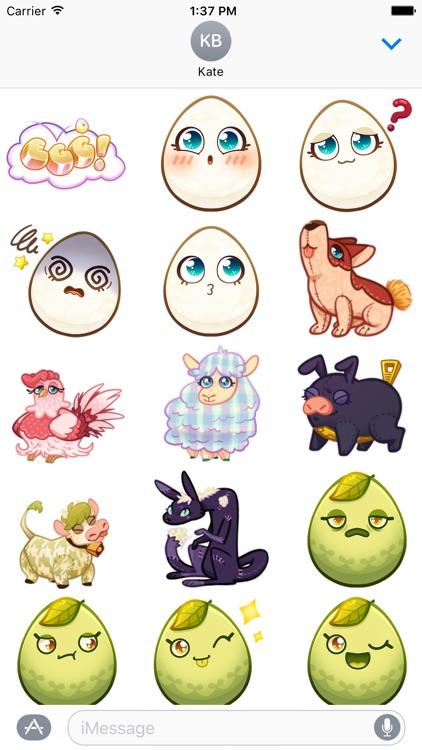 Egg! Sticker Pack