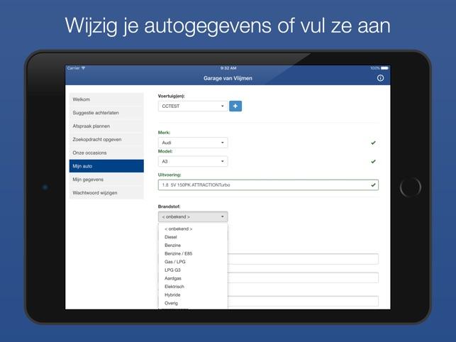 Garage Van Vlijmen : Garage van vlijmen on the app store