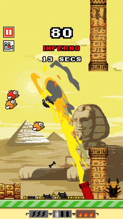 Flappy Crush : Bird Smash screenshot-3