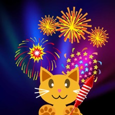 Activities of Infant Firework touch Game for Toddler  and Kids - QCat ( free )