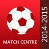 EUROPA Football 2014-2015 - Match Centre