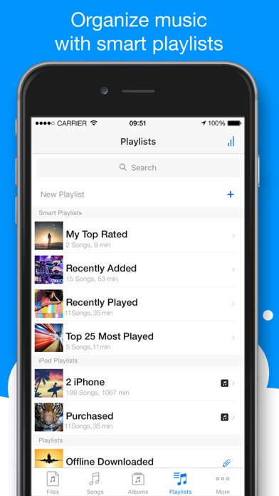 Musicloud Pro - MP3 & FLAC Music Player for Clouds app image