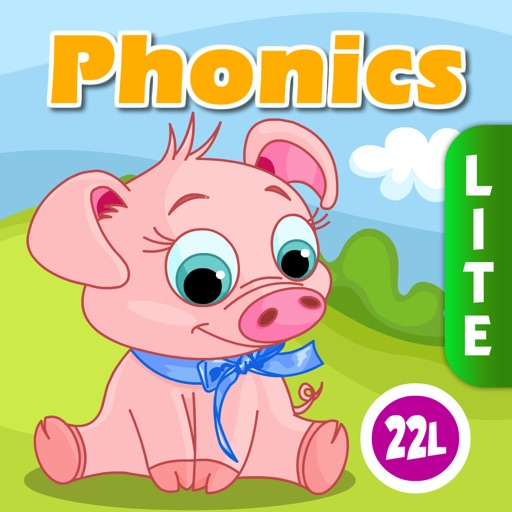 Phonics Farm Letter sounds school & Sight Words icon