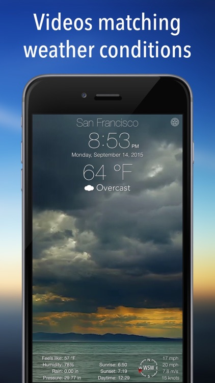 Live Weather HD with National & Local forecast + screenshot-4