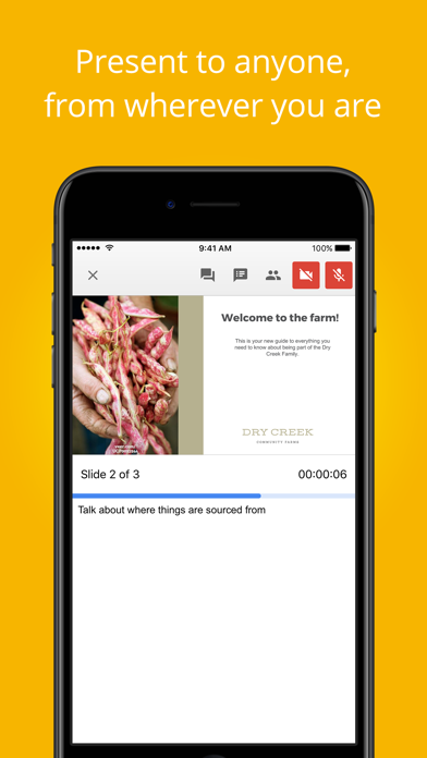Screenshot for Google Slides in United States App Store