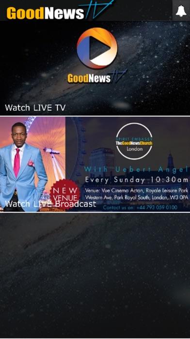 Screenshot #3 for The GoodNews Tv