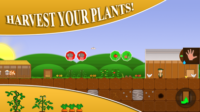 Mega Farmer - 2d sandbox farming adventure simulator with